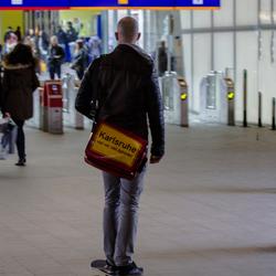 Publiek centraal station Arnhem