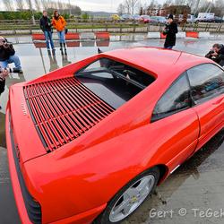 Ferrari's en snelle camera's