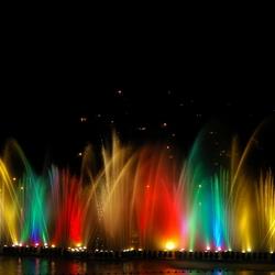 Wasser-festival Arosa