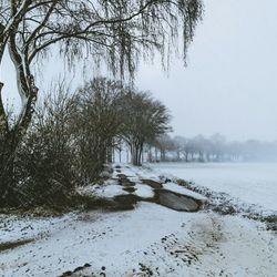Sneeuw & Mist