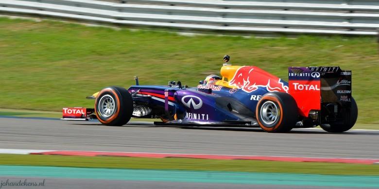 Gamma Racing Day 2014 - Gamma Racing Day 2014.<br /> Formule 1 Red BullRacing