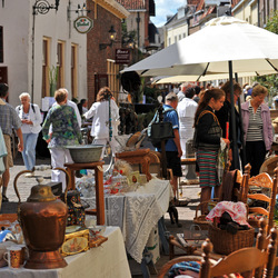 Deventer antiekmarkt