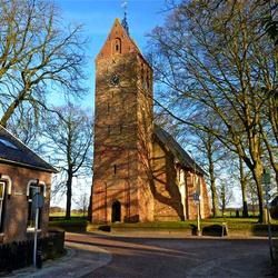 Nederland Noordlaren Bartholomeuskerk