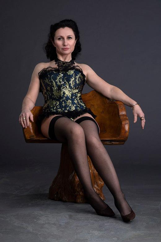 from Russia with love - vrouw uit Sint Petersburg<br /> (женщина из Санкт-Петербурга)