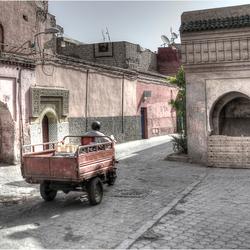 2017 Op straat in Marrakech 8
