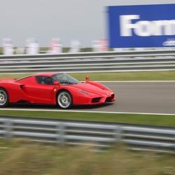 Italia a Zandvoort 2011 - Ferrari Enzo
