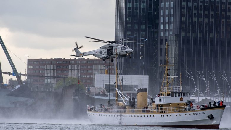 Wereld havendagen - Marine demonstratie op de wereldhavendagen te Rotterdam