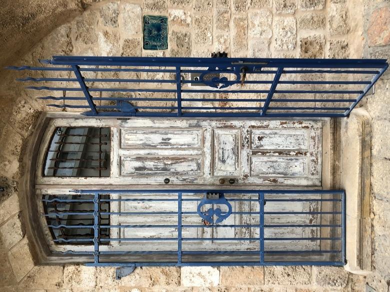 Jaffa door - Jaffa Israel