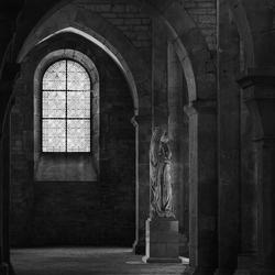 The Virgin of Fontenay