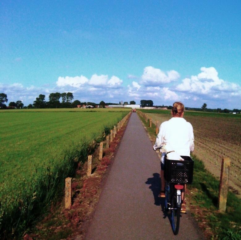 Holland - Denkend aan.....