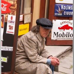Straatfoto Cesky Krumlov