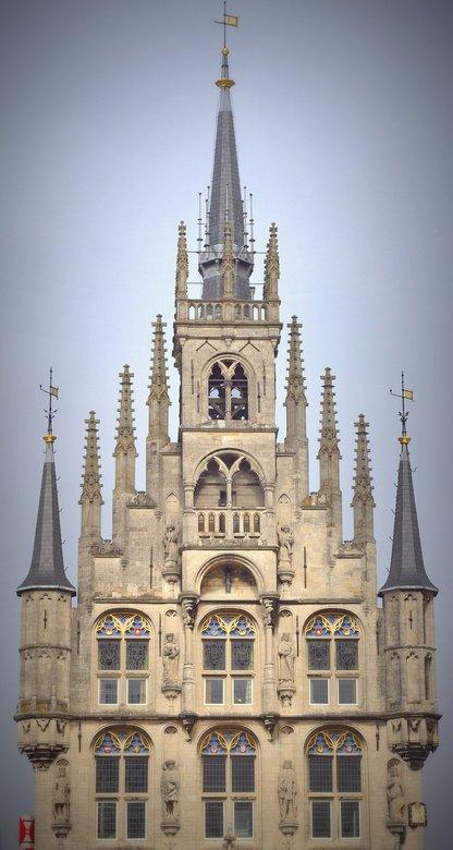 Sprookjes kasteel uit Gouda - Stadshuis Gouda <br /> <br />