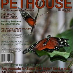 Pethouse - January 2007 - issue 3