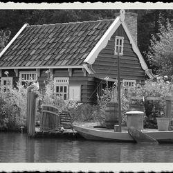 nostalgisch huisje