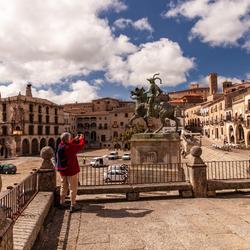 Caceres, Spanje