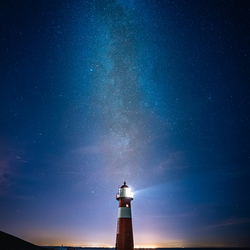 Milkyway on Lighthouse