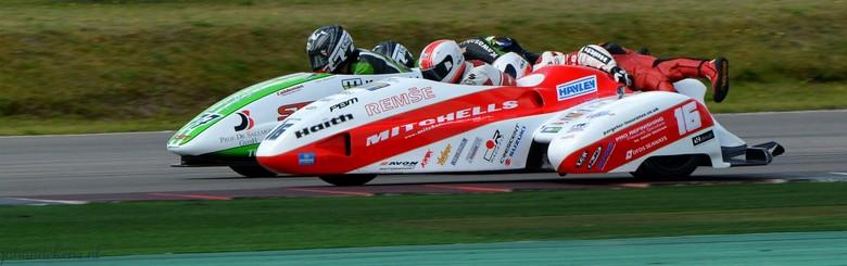 Gamma Racing Day 2014. - Gamma Racing Day 2014.<br /> FIM Sidecar World Championship.