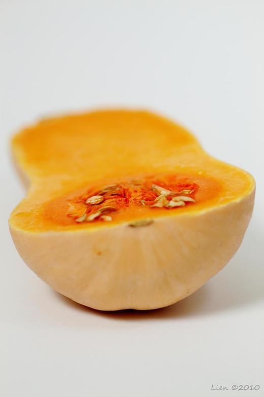 flespompoen - Butternut squash of 'flespompoen'