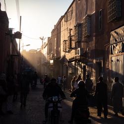 Avondzon Marrakech