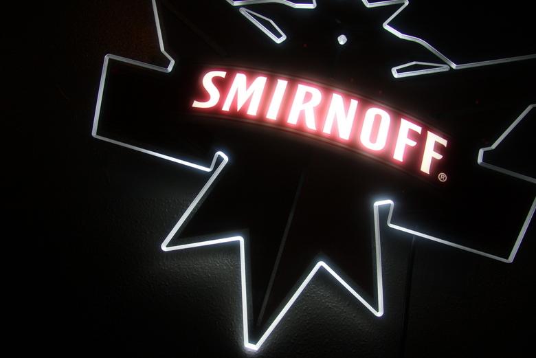 Smirnoff -