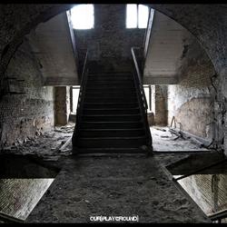 Escaliers de la Chartreuse