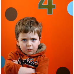 Ik ben 4...