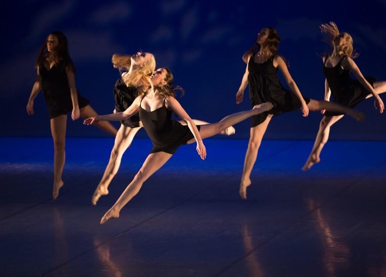 Dansers - Dansoptreden Dancité Jazz in Sint Lambrechts Woluwe (België)