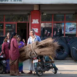 Straattafereel Z-India