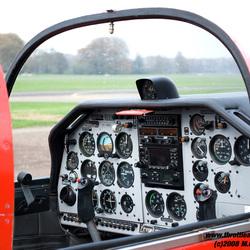 Cockpit Red Sensation