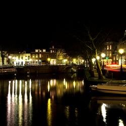 Utrecht bij nacht 2
