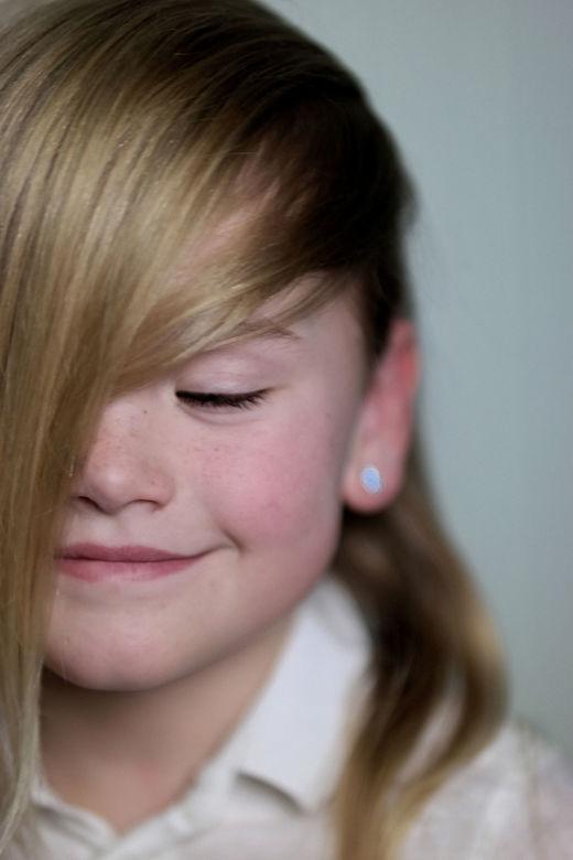 Celine - Portret van mijn dochter