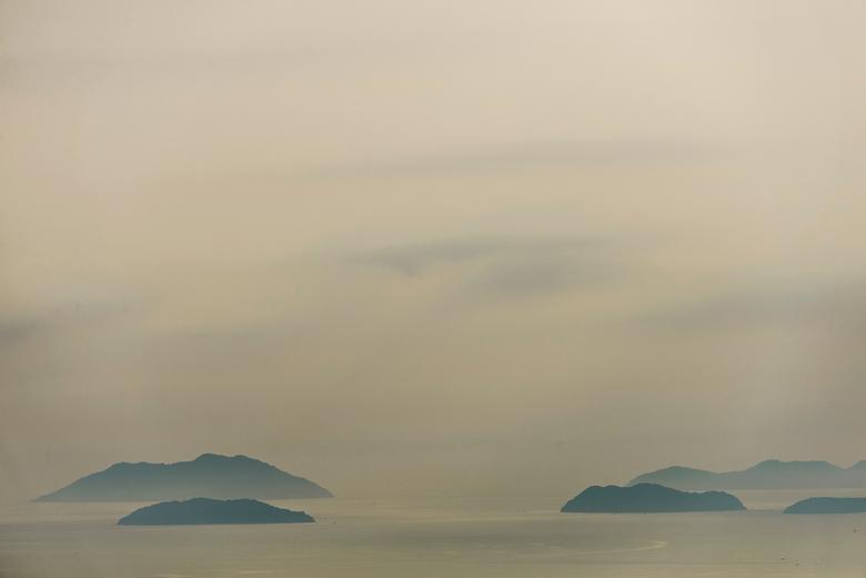 Shikoku eiland (japan) -