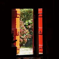 Open deur...