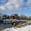 Vaasense sluis en sneeuw kanaal noord IMG_4615