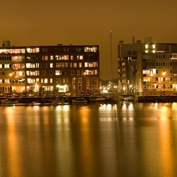 A'dam by night