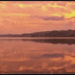 Tjele Lake Denmark
