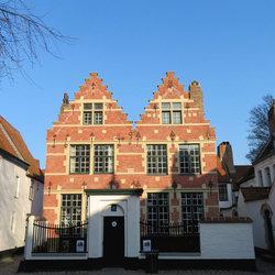 Begijnhof Sint-Elisabeth Kortrijk
