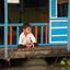 floating villaga Cambodja