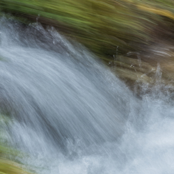 mini watervalletje