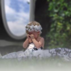 Huilende bruid