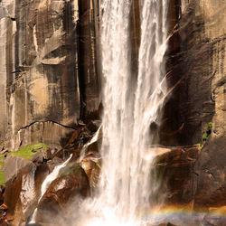 Vernal fall, Yosemite...