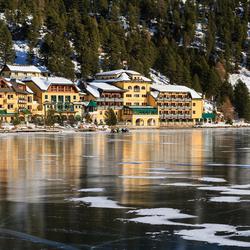 Winter in de Oostenrijkse Alpen