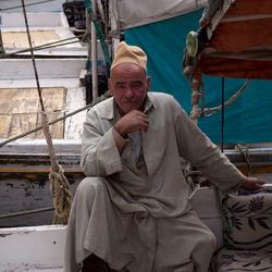 Egyptische man