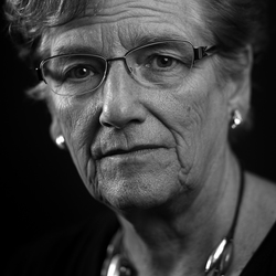 Model: Oma van Grunsven