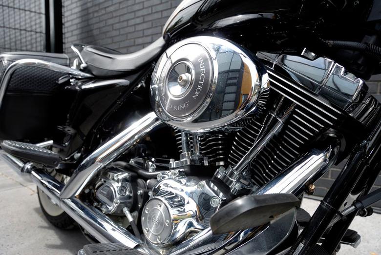 Harley Road King - Ik heb 2 weken geleden mijn Harley verkocht. Ik ben nog steeds een beetje verdrietig...