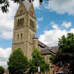 Nederland Petrus kerk te Gulpen