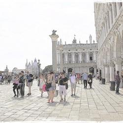 Nice day in Venice ...