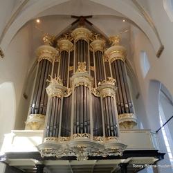 orgel sint Joris kerk Amersfoort