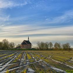 Oldenzijl in noord Groningen.