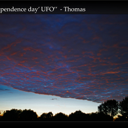 ''Independence day UFO''